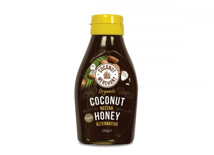 Coconut Merchant organic coconut nectar honey alternative 250g