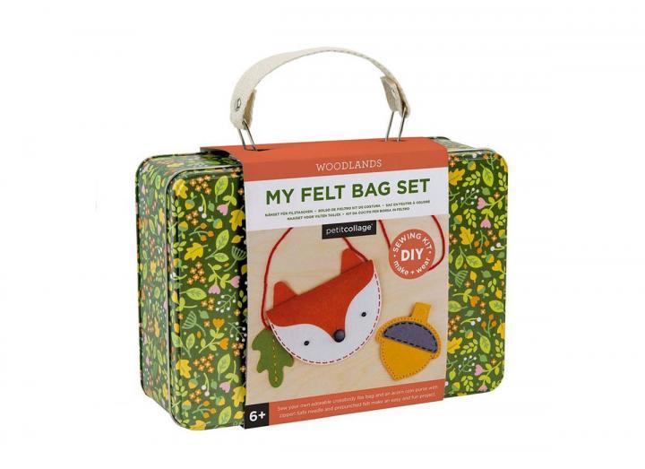 My felt bag kit