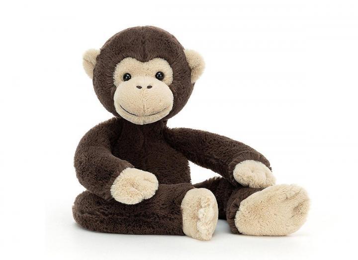 Pandy Chimpanzee cuddly toy from Jellycat