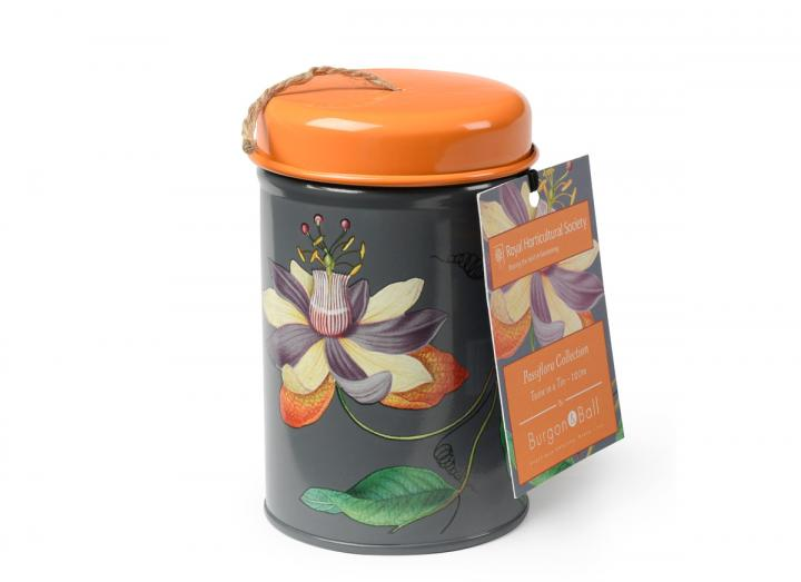 Passiflora twine in a tin from Burgon & Ball