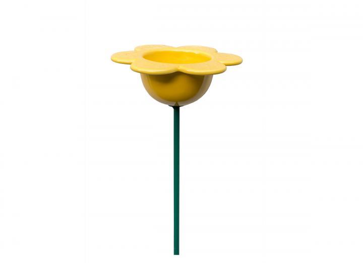 Petal feeder yellow