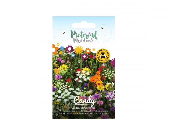 Pictorial Meadows seed mix - candy