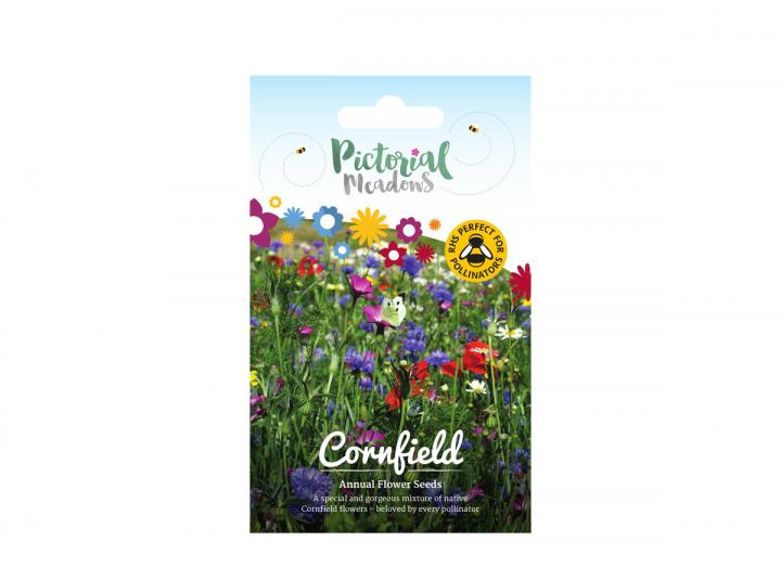 Pictorial Meadows seed mix - cornfield