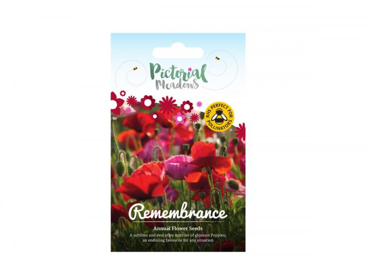 Pictorial Meadows seed mix - remembrance