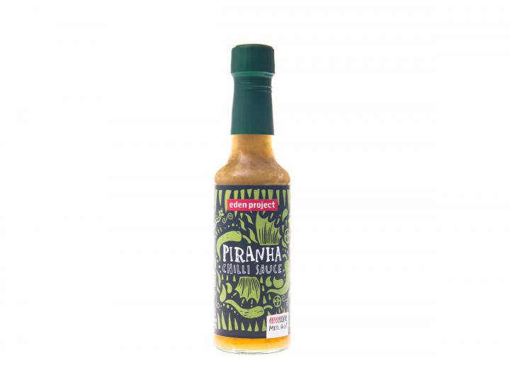Piranha Cornish chilli sauce