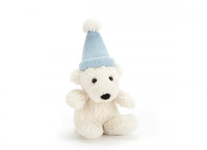 Poppet polar bear