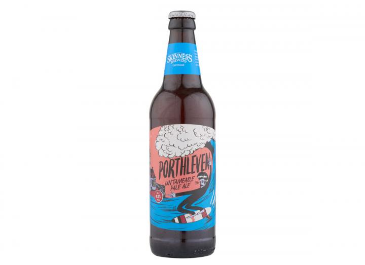 Porthleven pale ale from Skinner's Brewery