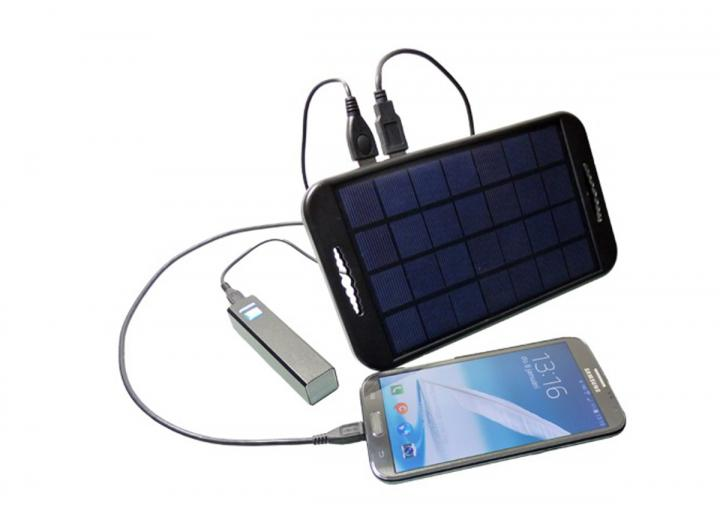 Powerplus camel solar powered charger