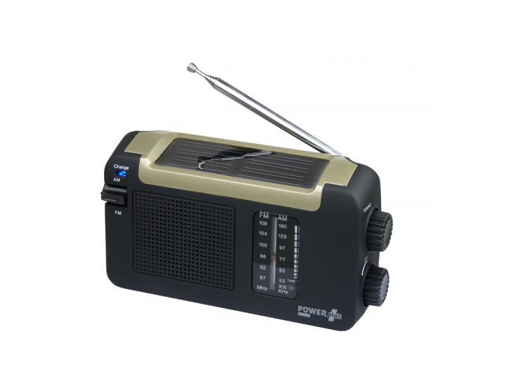 Powerplus cheetah radio