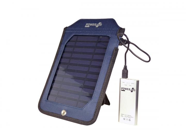 Powerplus cobra solar charger
