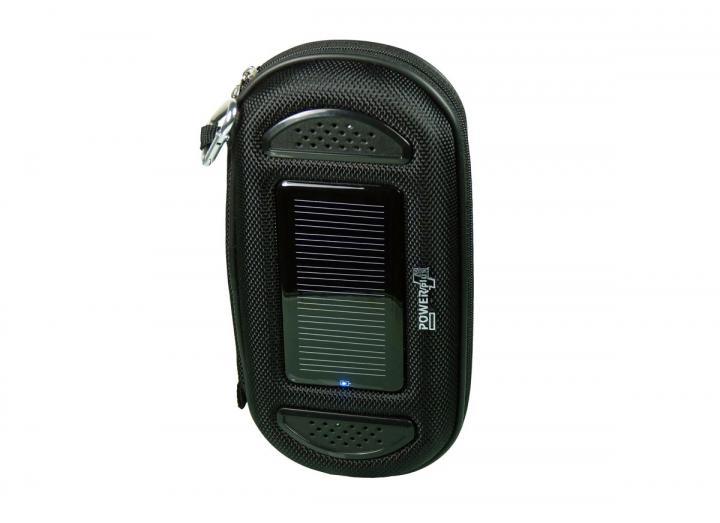 Powerplus jaguar solar charger