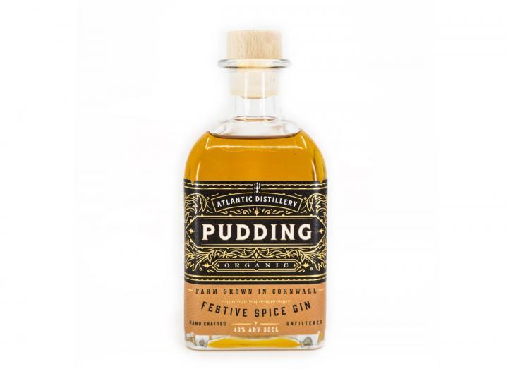 Atlantic Distillery pudding gin 35cl