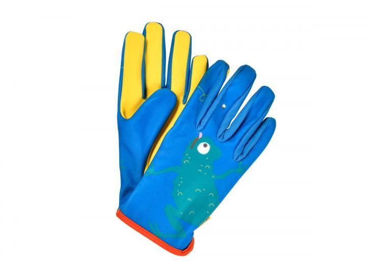 National Trust children's frog gardening gloves