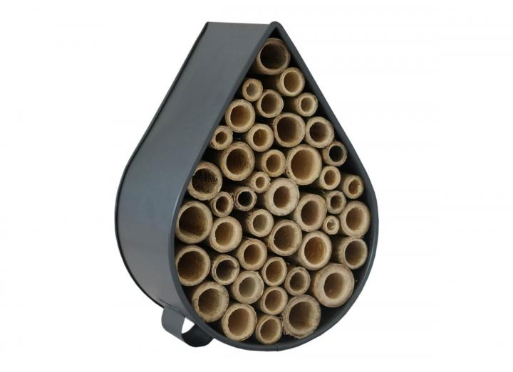 Raindrop Insect House in slate
