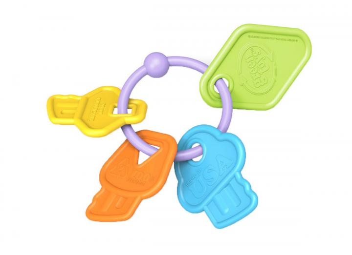 Rattle keys