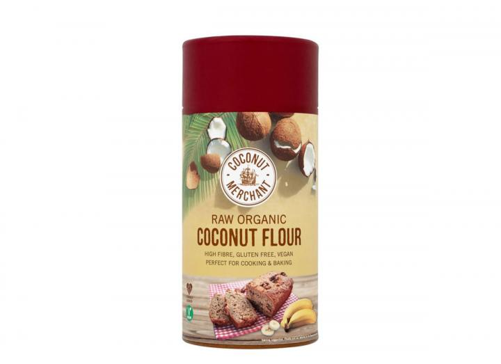 Coconut Merchant raw organic coconut flour 500g