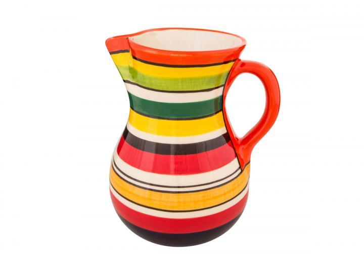 Rayas design jug 22cm