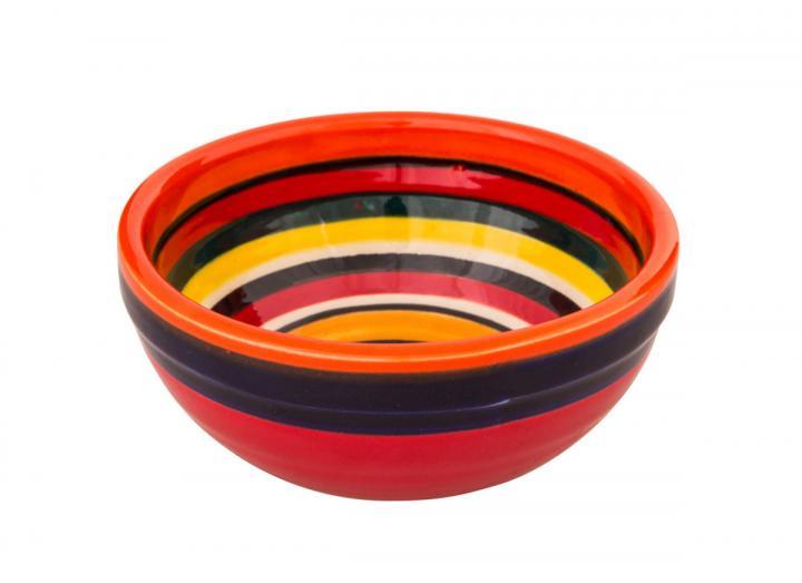 Rayas design tapas bowl