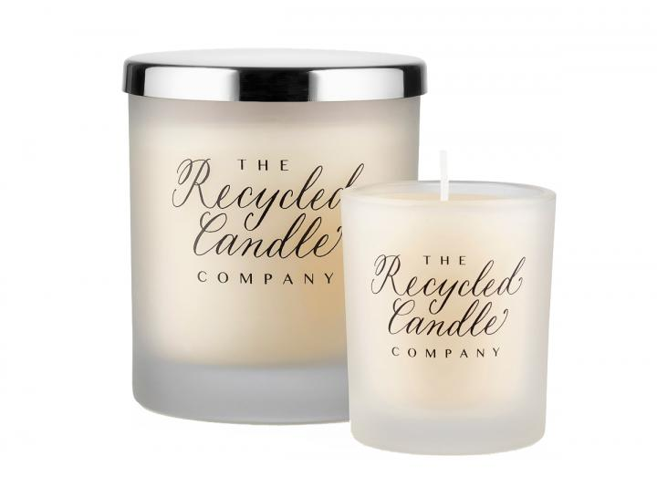 The Recycled Candle Company 30cl & 9cl candles