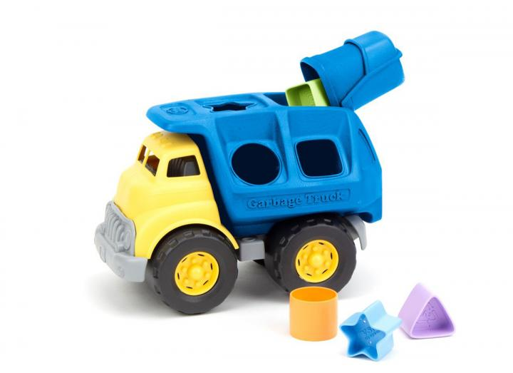 Green Toys recycled shape sorter truck