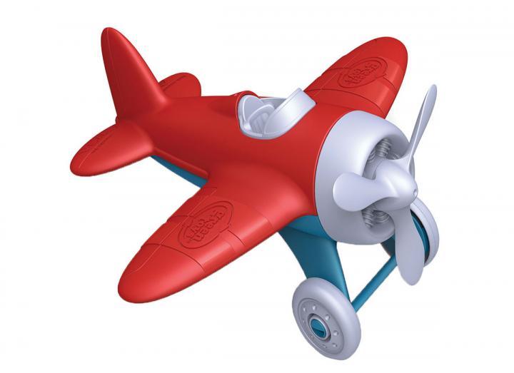 Recycled aeroplane