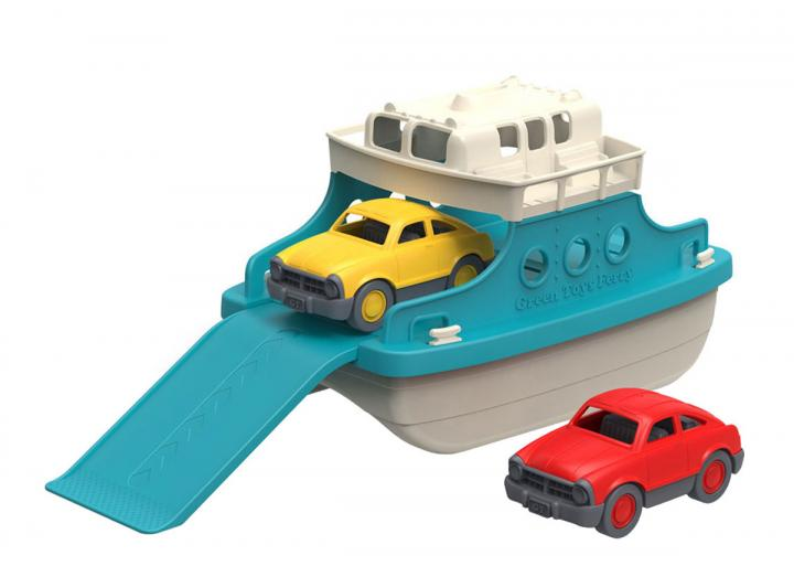 Recycled ferry