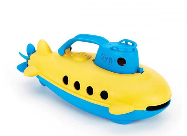 Recycled submarine