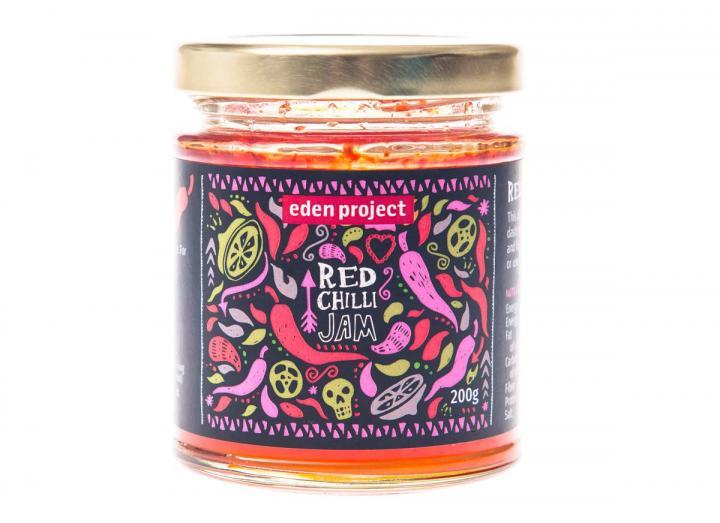 Red chilli jam