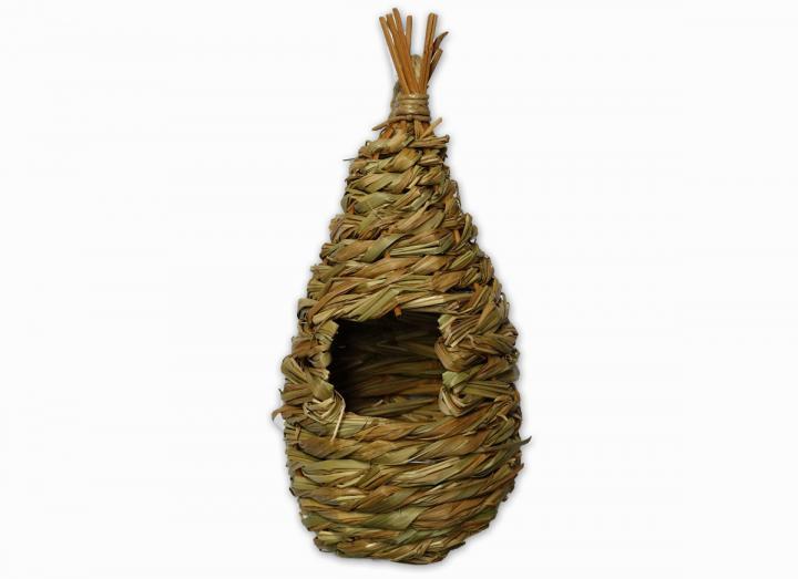 Roosting nestpocket tall