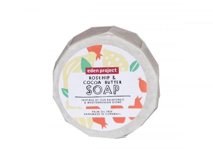Rosehip and cocoa butter soap