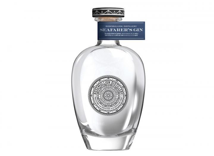 Rosemullion Distillery Cornish seafarer's gin 70cl
