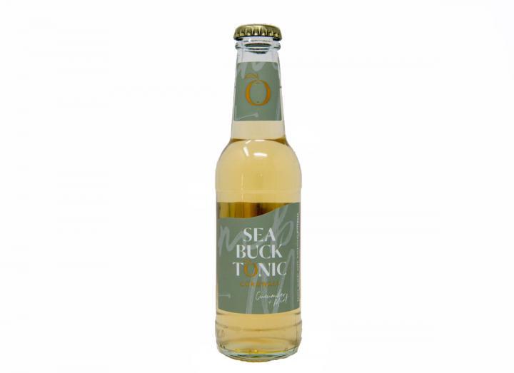 Sea Buck Cornish cucumber & mint tonic water 200ml