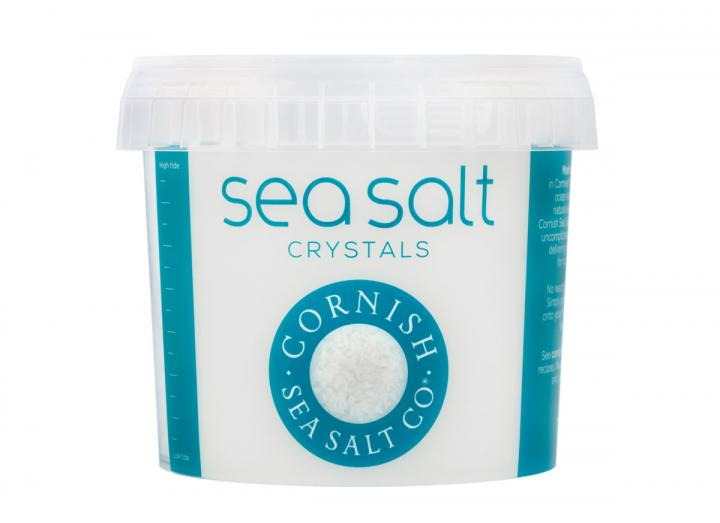 Cornish Sea Salt original salt crystals 225g
