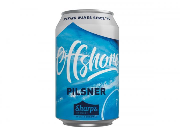Sharp's Brewery Offshore Pilsner 330ml