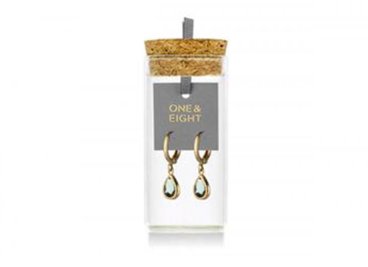 Smoke Glass Earrings
