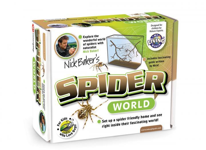 My Living World spider world kit