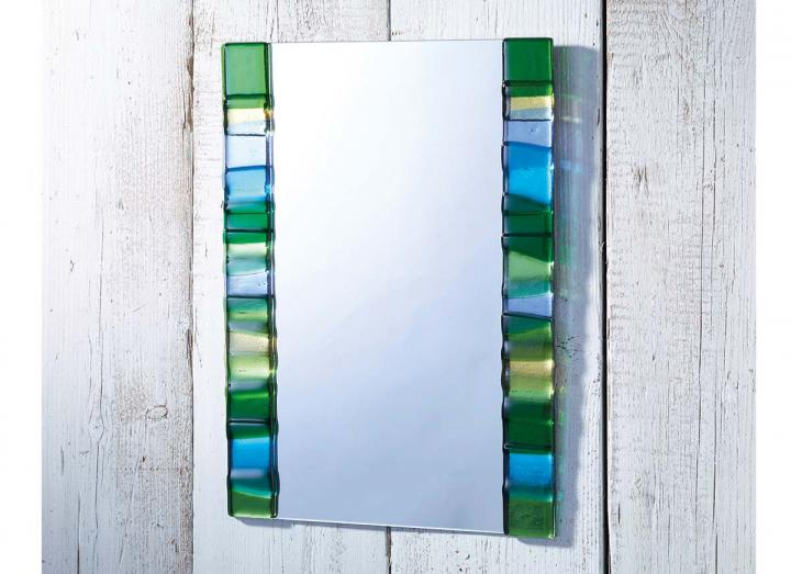 Jo Downs spring panel mirror