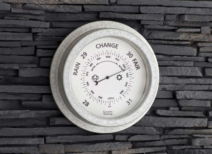 St Ives barometer from Garden Trading