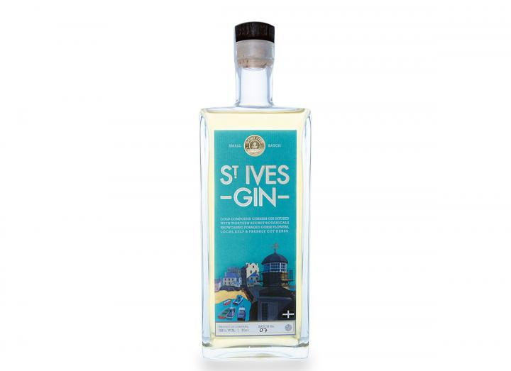 St Ives gin