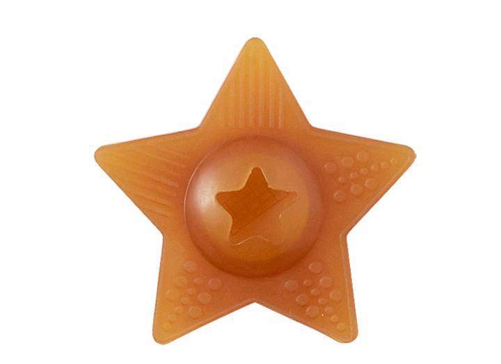 Star treat activity toy from HEVEA