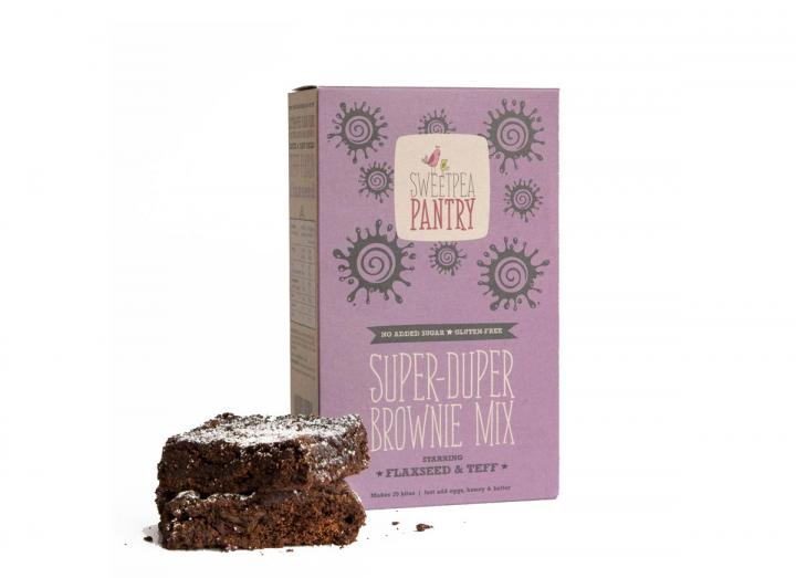 Super duper brownie mix from the Sweetpea Pantry