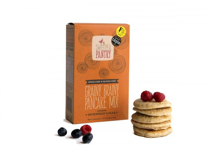 Pancake mix from the Sweetpea Pantry