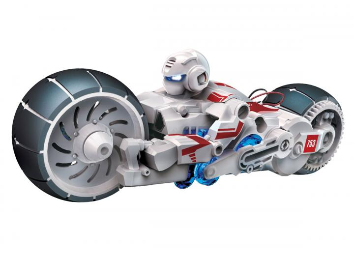 Racehorse salt water motor bike