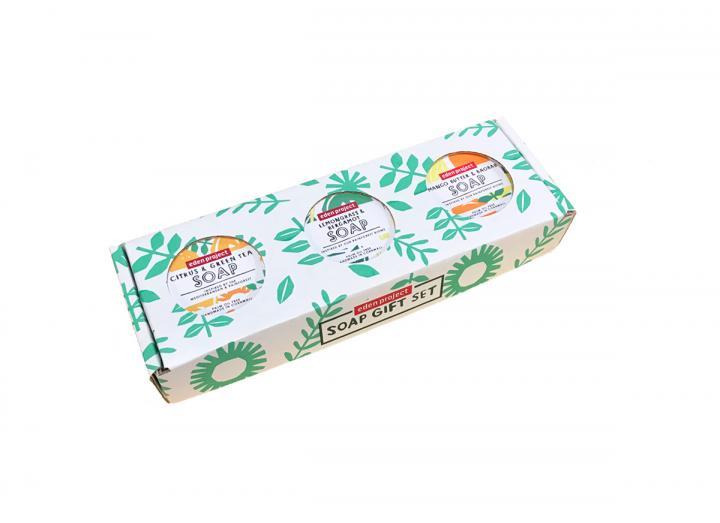 Soap gift set - rainforest