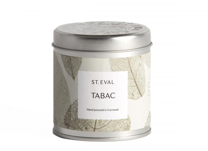 Tabac, Garden of Eden Scented Tin Candle