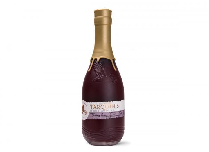 Tarquin's brilliant British blackberry gin 70cl