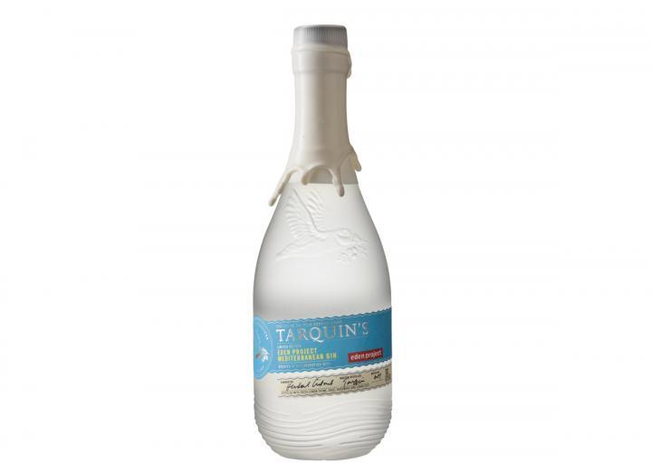 Tarquin's Eden Project Mediterranean limited edition gin