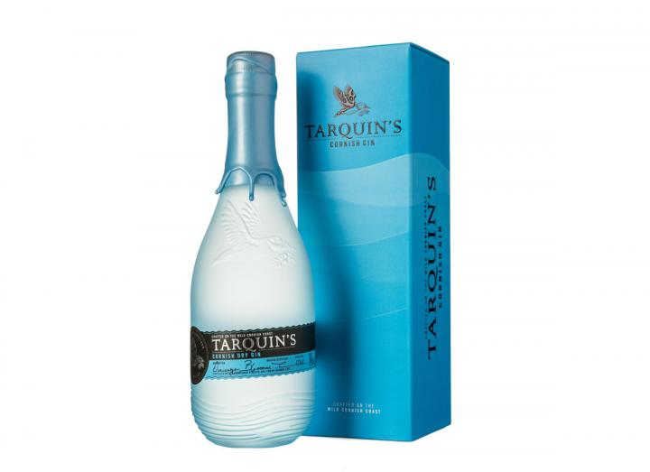 Tarquin's gin single bottle gift set