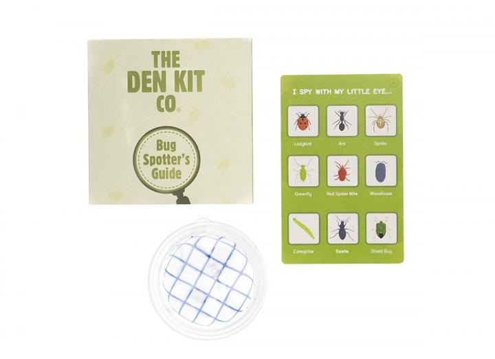 The Den Kit Co. bug spotter kit