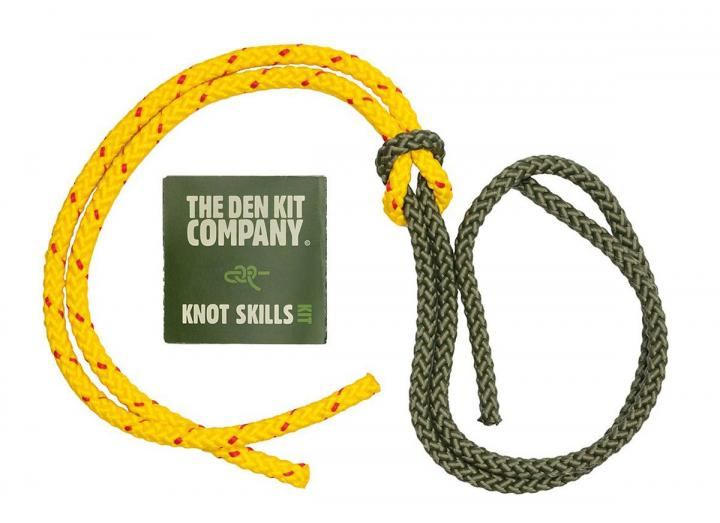 The Den Kit Co. knot skills kit